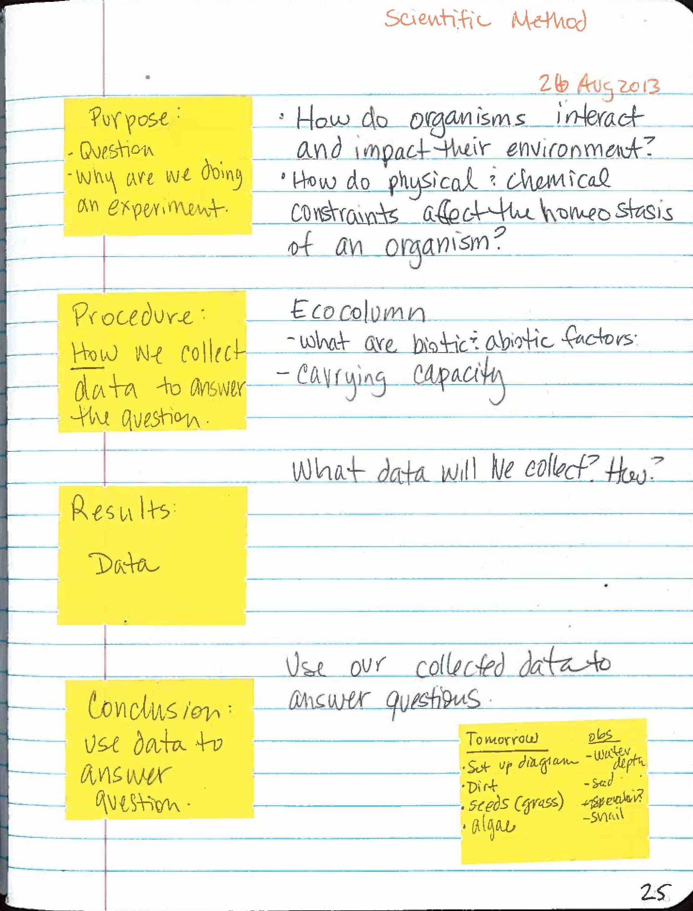 worksheet Oobleck Worksheet evolution of the scientific method in classroom better page25 method